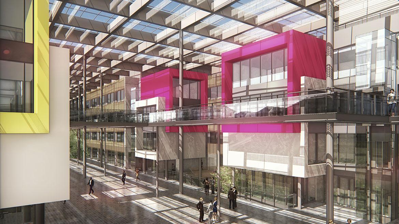 Twinmotion Industriearchitektur Gestaltungselemente