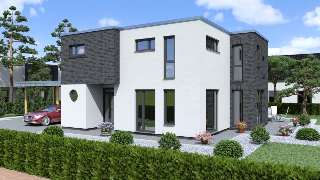 Einfamilienhaus-Planung mit ArCon.