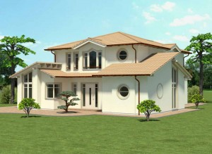 Außenansichten - Einfamilienhäuser