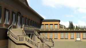 Außenansichten - historische Gebäude