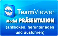 TeamViewer Präsentation anklicken, herunterladen und ausführen