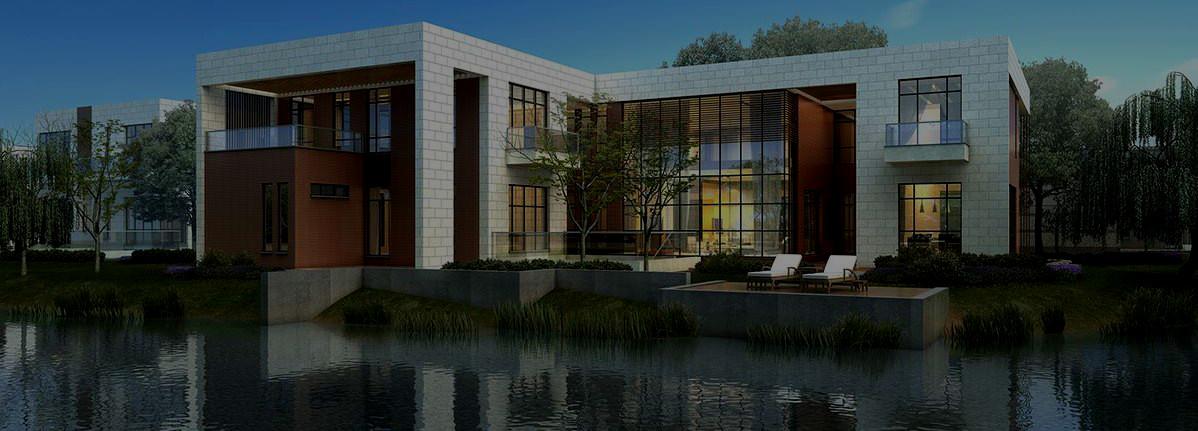 Arcon Evo Visualisierung Haus