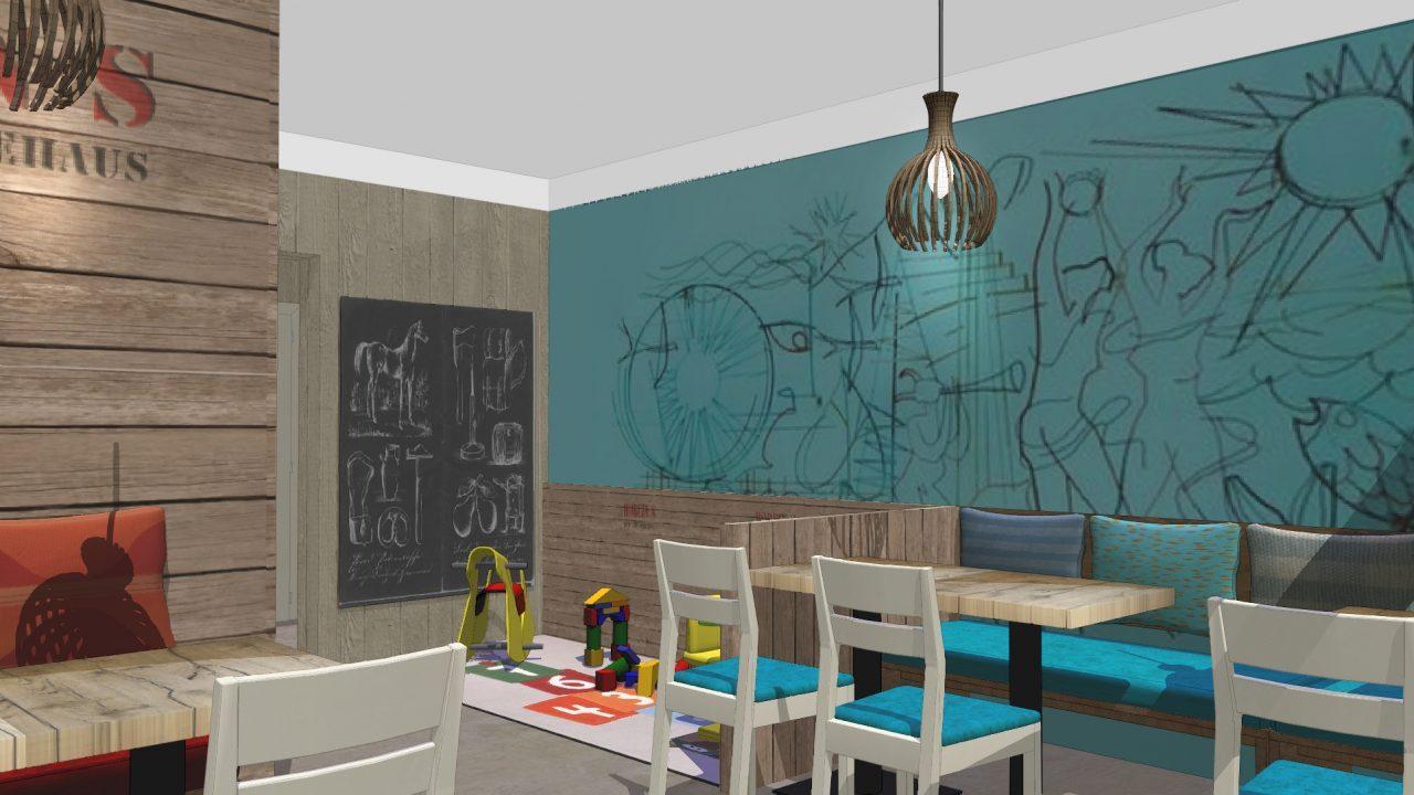 ArCon Planung Kindergarten