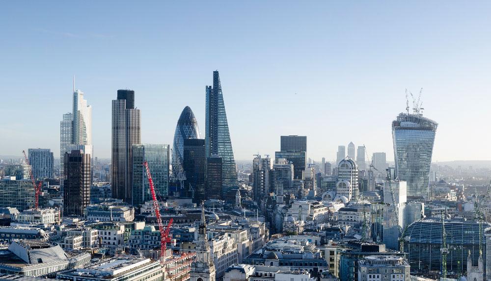 Weichbild von London