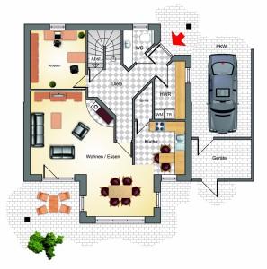 2D-Pläne